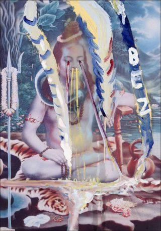 Bez, peinture, Julian Schnabel