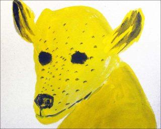 Ein Hundeleben, peinture, Annette Barcelo