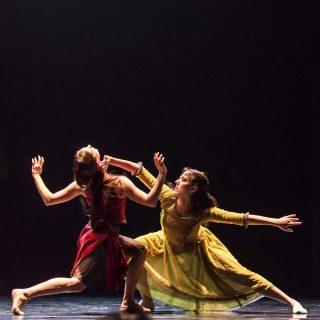 La jeune fille et la mort, danse contemporaine, Les Grands Ballets Canadiens de Montréal