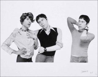 Michel Journiac, L'inceste, N°1 : fils-fille-amante / filsgarçon-amant / fils-voyeur, photo