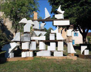 Can Templum, installation, Julia Cottin