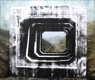 Ascien II, peinture, Eva Nielsen