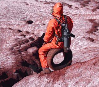 Les terres rouges, vidéo, Gilles Desplanques