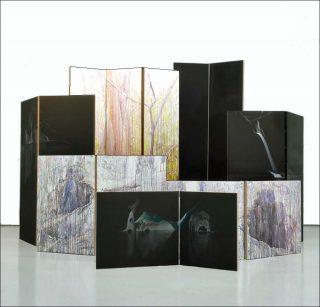 Reverse Island, installation, Anne-Laure Sacriste