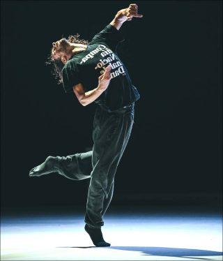 Fractus V, Danse contemporaine, Sidi Larbi Cherkaoui