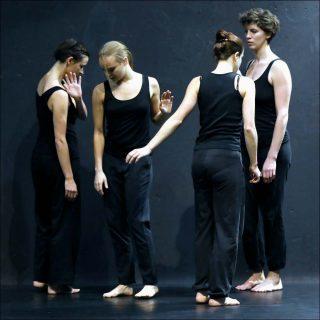 Pavane, Danse contemporaine, Aurélie Berland