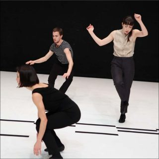 For Claude Shannon, Danse contemporaine, Liz Santoro, Claude Godard