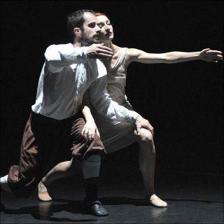 La Stravaganza, Danse contemporaine, Angelin Preljocaj
