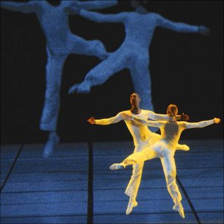 Dance, Danse contemporaine, Lucinda Childs