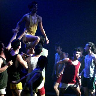 Rito de Primavera, danse contemporaine, José Vidal