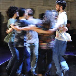 Until Our Hearts Stop, Danse contemporaine, Meg Stuart