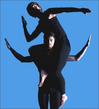 C'est une légende, Danse contemporaine, Raphaël Cottin