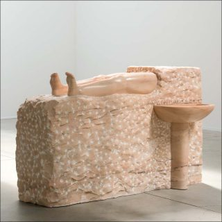 Nudes n°5, sculpture, Daniel Dewar & Grégory Gicquel