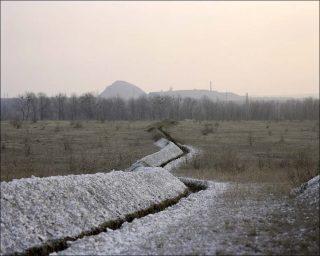 Trenches, photo, Wiktoria Wojciechowska