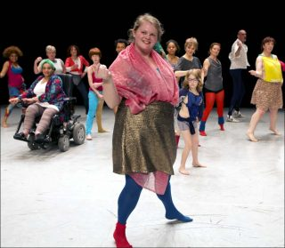 Gala, danse contemporaine, Jérôme Bel