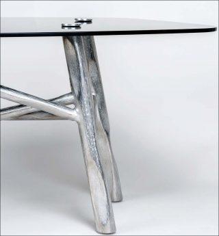 Table Delphine, Pouenat, Tristan Auer