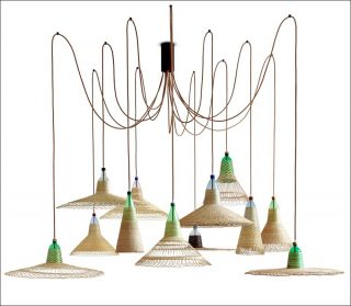 Pet Lamp, luminaire, Alvaro Catalan de Ocon