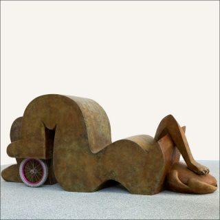 Derelitta, sculpture, Camille Henrot