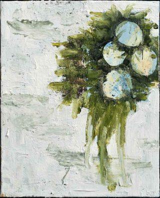 Sans titre, peinture, Denis Laget