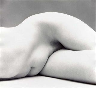Nude No. 62, photo, Irving Penn