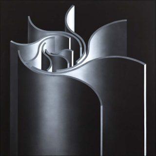 Modulation 204, peinture, Julio Le Parc