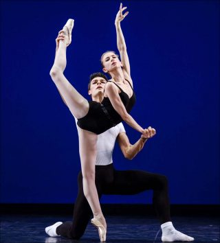Balanchine / Teshigawara / Bausch, Danse, George Balanchine, Agon