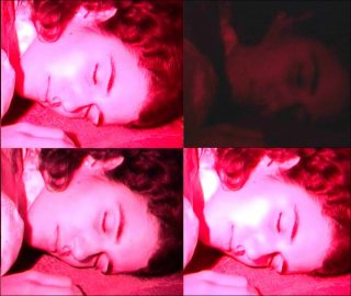 Charlotte/Clouzot, vidéo, Ange Leccia
