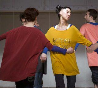 Conjurer la peur, Danse contemporaine, Gaëlle Bourges