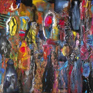 Jawlensky, peinture, Jim Dine