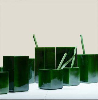 Losange, Galerie kreo, Ronan et Erwan Bouroullec
