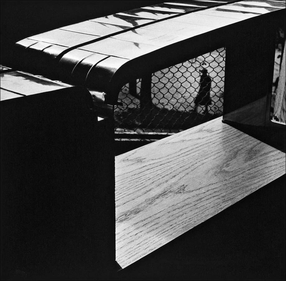 Maquette, Atelier Jean Prouvé, photo, Lucien Hervé