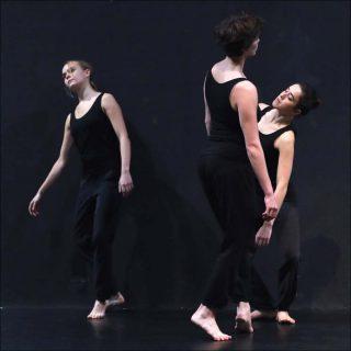 Pavane..., Danse contemporaine, Aurélie Berland