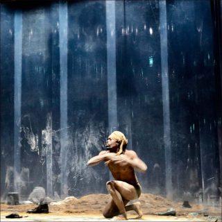 Tapis rouge, Danse contemporaine, Nadia Beugré