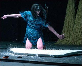 Titans, Danse contemporaine, Euripides Laskaridis
