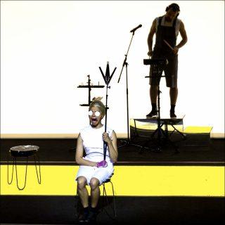 Bacchantes - Prélude pour une purge, Danse contemporaine, Marlene Monteiro Freitas