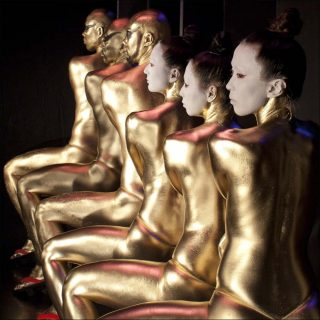 Akaji Maro (Cie Dairakudakan), Crazy Camel, 2012. Cabaret burlesque (Kimpun Show)