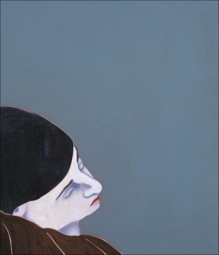 sans-titre, peinture, Djamel Tatah