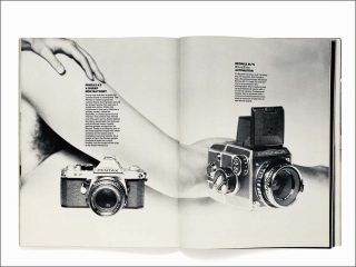 Woman With Cameras #2, photo, Anne Collier