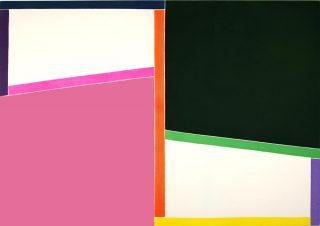 Sans titre 005, peinture, Guillaume Moschini