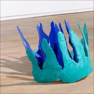 Toute la distance de la mer, Installation, Julien Creuzet