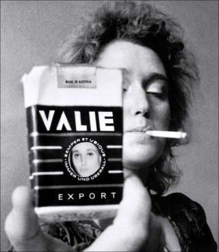 VALIE EXPORT - SMART EXPORT - Selbstporträt, photo, VALIE EXPORT