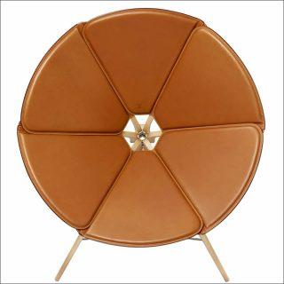 Raw-Edges (Yaël Mer et Shay Alkalay, Raw-Edges Design Studio), Concertina Chair, 2015