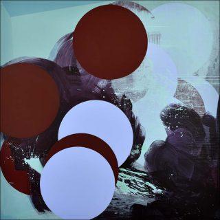 Hatschi, peinture, Franck Eon