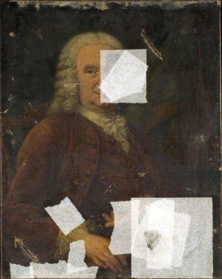 Sans titre, peinture, anonyme