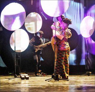 Andréya Ouamba (Cie Premier Temps), De quoi sommes-nous faits ?!, 2018