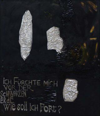 Lost in the sea, peinture, Yosef Joseph Dadoune