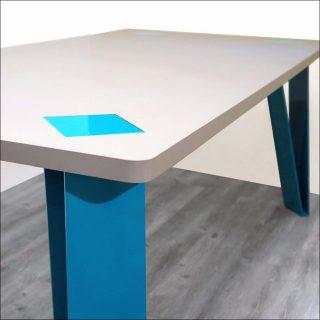 Estelle Marin et Damien Reynaud, table Highlander, 2017