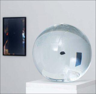 Untitled (Ring), installation, Pratchaya Phinthong