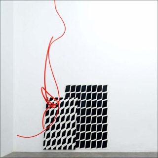 Linhas sólidas, installation, Inês Teles
