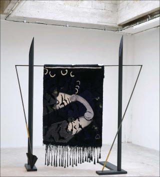 Java Nocturne, installation, Than Hussein Clark